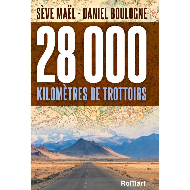 Romart - 28000 kilomètres de trottoirs - Maël et Boulogne - Recto