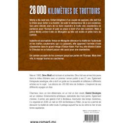 Romart - 28000 kilomètres de trottoirs - Maël et Boulogne - Verso