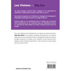 Romart - Les violons de Big Sur - Alain-Guy AKNIN - Verso