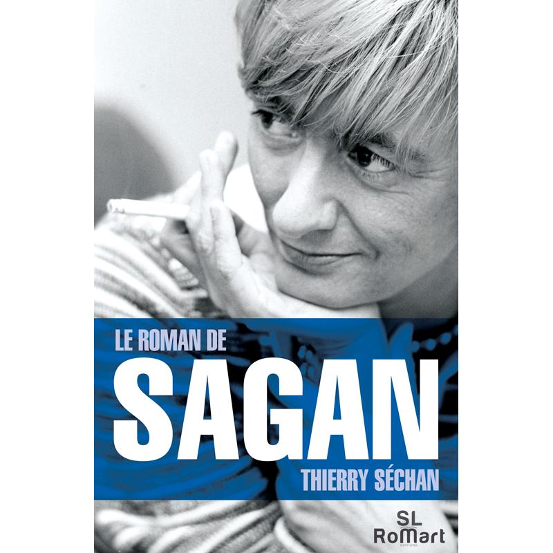Romart - Le roman de Sagan - Thierry Séchan - Recto