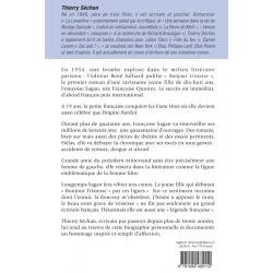 Romart - Le roman de Sagan - Thierry Séchan - Verso
