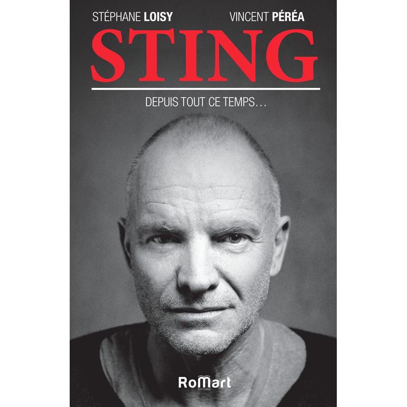 Romart - Sting, depuis tout ce temps - Loisy et Péréa - Recto