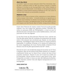 Romart - Le roman de Grace Kelly - Aknin et Loisy - Verso