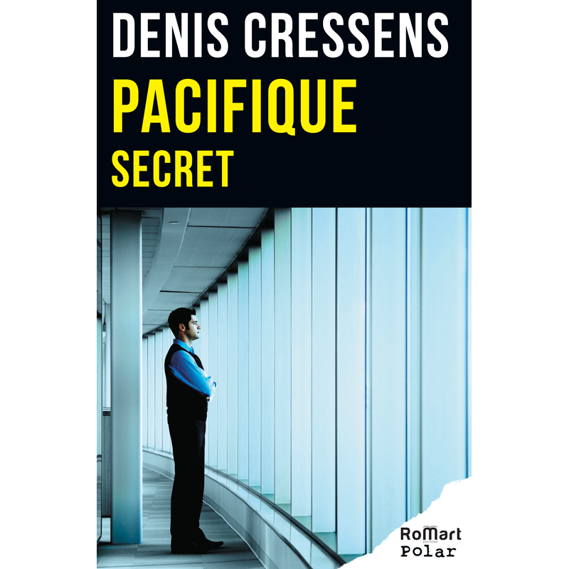 Romart - Pacific Secret - Denis Cressens - Recto