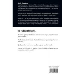 Romart - Pacific Secret - Denis Cressens - Verso