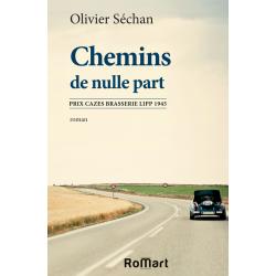 Romart - Chemins de nulle part - Olivier Séchan - Recto
