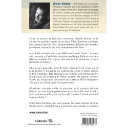 Romart - Chemins de nulle part - Olivier Séchan - Verso