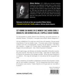 Romart - Défi à la mort - Olivier Séchan - Verso