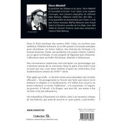Romart - Gasoline Allez - Pierre Mikaïloff - Verso