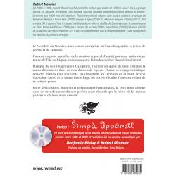 Romart - Le nombril du monde - Hubert Mounier - Verso